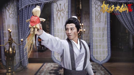 《捉妖大仙2》今日上映 孙耀威任容萱上演虐恋