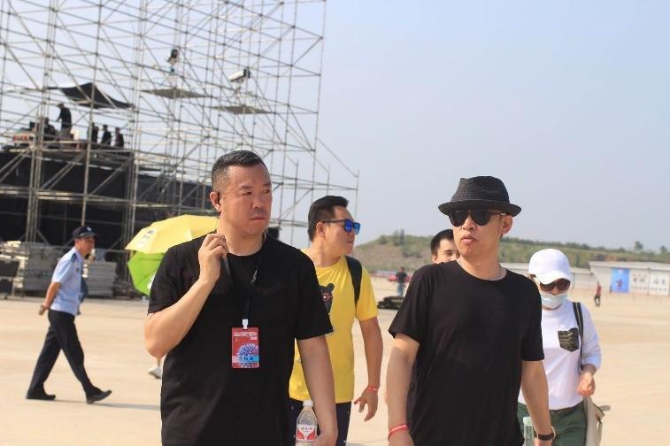 中演协经纪人委员会助力演出 沈阳法库音乐节圆满落幕
