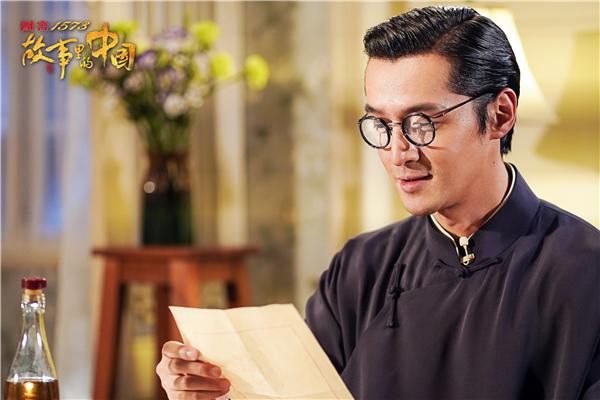 《故事里的中国》胡歌刘涛带领观众重温经典