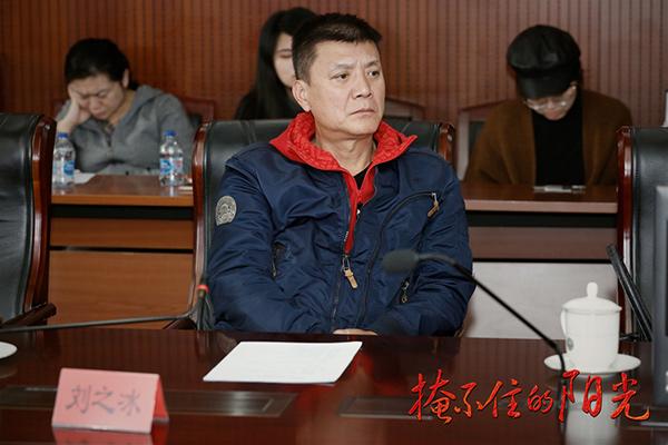 《掩不住的阳光》影视人物贩卖商剧照 在导演陈健看来