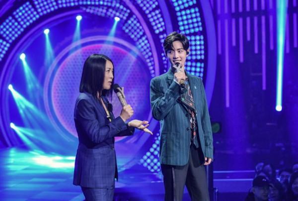 潮音竞演综艺——每日鲜语鲜牛奶《中国梦之声·我们的歌》播出第四期