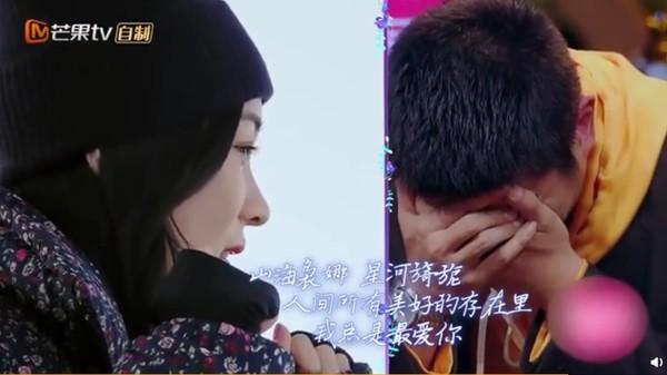 霍思燕甜蜜真心话 杜江感动到掩面痛哭