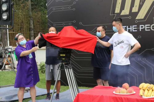 科幻 院线喜剧电影《小人物》于北京开机