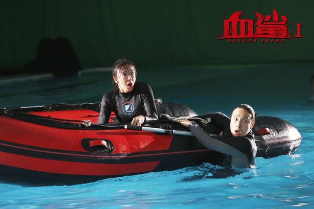 |《血鲨1》定档7月17日 变异鲨鱼疯狂复仇