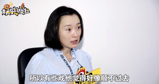 《在劫难逃》吴越赞鹿晗:他是非常乖的一个少年