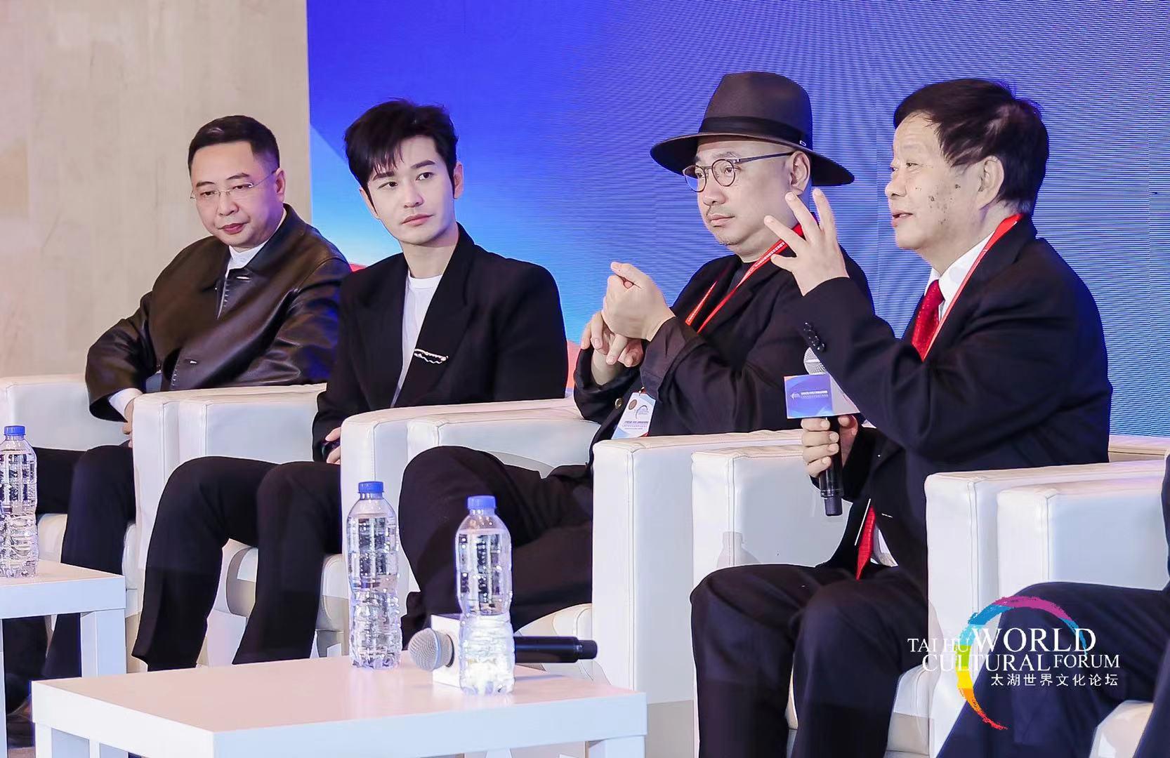 中国电影人齐聚龙子湖畔 共话传承与发展 构建人类命运共同体